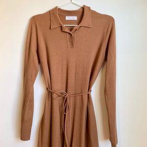 Oak + Fort Sweater Dress